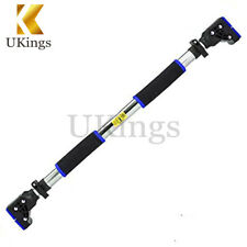 Doorway Pull Up Bar Door Frame Exercise Chin up Fitness Gym Training Home ACB#