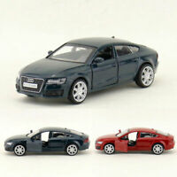 1:43 Audi A7 Sportback Die Cast Modellauto Spielzeug Kinder Model Sammlung