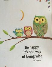 Mary Engelbreit Handmade Magnets-Be Happy