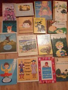 16 Kinderbücher aus der DDR Konvolut , Kinderbuchverlag