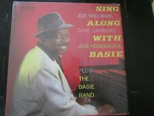 Count Basie Lp Sing Along With Joe Williams Dave Lambert Annie Ross Nr Mint