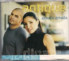Antique - Dinata Dinata 3tr CD Single 2000 Paparizou