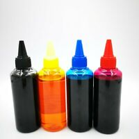 400 ML SUBLIMATION REFILL INK FOR EPSON COMPATIBLE REFILL CARTRIDGES   USA SHIP