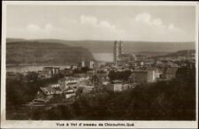 Chicoutimi Quebec Real Photo Card - Blank Backside