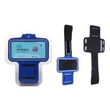 Brazaletes azules con cierre autoadherente para teléfonos móviles y PDAs Universal
