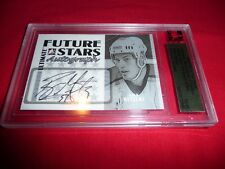 05-06 ITG Ultimate Ryan Getzlaf Future Stars Auto Silver RC 10/40 Nice Rookie!