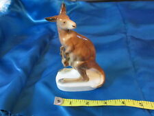 Pottery/China Kanga and Roo, Marked 1266 Germany