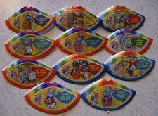 """Satz """"Happy Hippo Hochzeit - Hütchen"""" 1999 alle 11 verschiedenen!!"""
