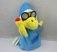 "Super Mario Bros 10"" Magikoopa Kamek Plush Toy Doll Cute for Kids Gift"