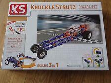 KnuckleStrutz Racerz construction Building Toy Set Speedster Racer Dart