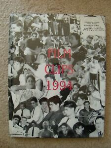 1994 St. Joseph High School Westchester IL Blazon Chargers Yearbook super clean