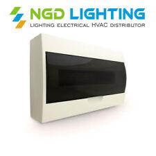 18 Pole Distribution Enclosure Board Switchboard Din Rail Circuit Breaker