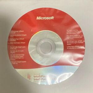 Microsoft IntelliPoint IntelliType Pro 6.3 Software Windows / Mac CD-ROM (2008)