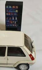 1:18 scale VENDING MACHINE for garage diorama WITH FREE 1:18 CAR BATTERY!!!!