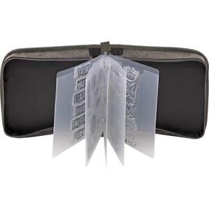 "Tim Holtz Storage Studios Stamp Storage Binder -3""X10""X9.75"""