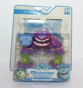 Disney Pixar Monsters University Scare Students Art Figure Brand New Spin Master