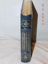 Easton Press Franklin D. Roosevelt Selected Speeches, etc NEW/SEALED