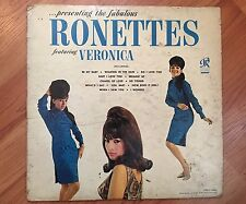 ORIG RARE-PHILLES 4006-THE RONETTES FEATURING VERONICA-MONO With Signature
