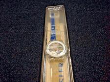 Swatch Watch Quartz Advertising Daimler Chrysler Case Logo