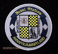 US NAVAL ACADEMY ANNAPOLIS PATCH US NAVY MARINES CADET MIDSHIPMAN USS GRADUATION