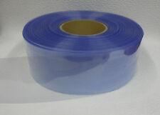 "112mm (4.4"") Clear Layflat PVC Heat Shrink Tubing - 5ft"