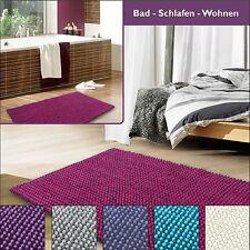 Schön Dyckhoff Badteppich Badvorleger WC Vorleger Duschvorleger 3 Größen/9 Farben  NEU