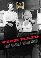 VICE RAID - 1959 DVD - Mamie Van Doren, Brad Dexter, Richard Coogan