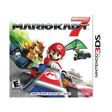 Mario Kart 7 (Nintendo 3DS, 2011) COMPLETE NICE SHAPE WORKS WELL NES HQ