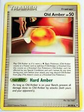 Pokemon Cards OLD AMBER 89/99 PLATINUM ARCEUS UNCOMMON (E)