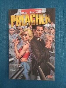 Vertigo Preacher Book 2 TPB