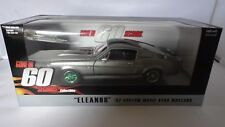 muy raro verde rueda 1/24 Gone in 60 Seconds 67 Eleanor GREENLIGHT HOLLYWOOD