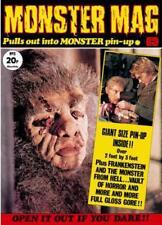 Classics Horror & Monster Horror & Monster Magazines