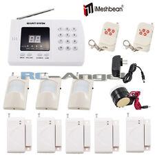 3k05 PSTN 99 Zones Wireless PIR Home Security Burglar Alarm System Auto Dialer