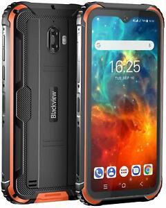 Blackview BV5900 4G LTE Rugged Smartphone 3GB+32GB IP69 Dual SIM 5580mAh Yellow