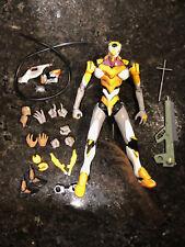 Evangelion Tamashii SOUL OF CHOGOKIN spec Eva 00 yellow no shield