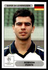 Panini Champions League 2000/2001 - Robson Ponte Bayer 04 Leverkusen No. 49