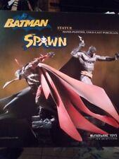 MCFARLANE TOYS BATMAN AND SPAWN STATUE 1108/1300