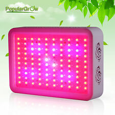 PopularGrow 300W LED Grow Light Full Spectrum Veg&bloom indoor Hydroponics lamp