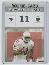 LARRY FITZGERALD 2004 SkyBox LE SKY'S THE LIMIT #13 Rookie Card SP RC Mint