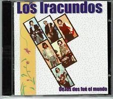 Los Iracundos  De Los Dos  fue El Mundo   BRAND NEW SEALED  CD