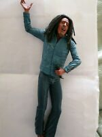 New NECA Jamaican Singer Bob Marley Action Figure 7 inches (No package & Base)