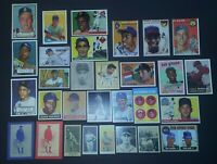 Top 30 Rookie Card Lot ✔ Mickey Mantle Ty Cobb Pete Rose Nolan Ryan Babe Ruth 👌