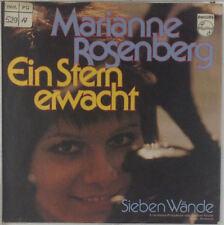 """7"""" Single - Marianne Rosenberg - Ein Stern Erwacht - s529 - washed & cleaned"""