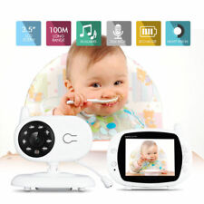 3.5'' BABY CONTROLLO SONNO AUDIO VIDEO CONTROL MONITOR IR LED SORVEGLIANZA
