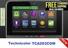 Technicolor iControl Tca203Comg Home Automation Touchscreen W/Stand & Xfinity