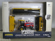NEW HOLLAND SPEEDROWER 260 NEW IN BOX 2014 FARM SHOW 1/64