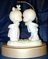 """*RETIRED PRECIOUS MOMENTS  """"BLESSINGS FROM ABOVE""""   $125.00  VALUE   *MINT *"""