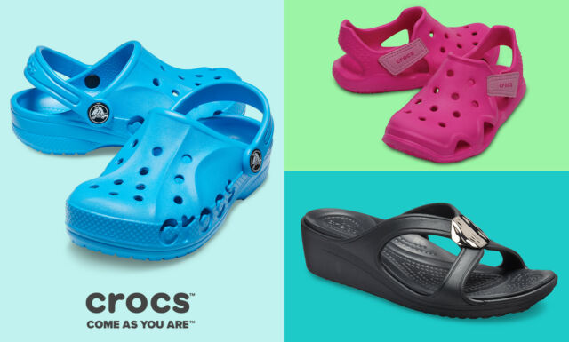 59ac2d3825 Crocs Mid Season Sale up to 40% off