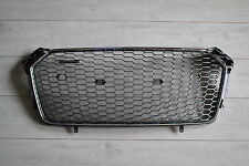 OEM Audi R8 4S V10 PLUS front grill ORIGINAL