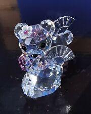 Swarovski figurine ourson kris bear Japanese Kumiko 883414